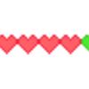 【バレンタインデー限定】はてなスターをハートマークに変更しました