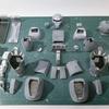 【ガンプラ】 1/100 リアルタイプ MS-06 ザクを作る その145 2020年3月5日 【旧キット】(内部フレーム フルスクラッチ)