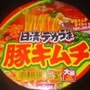 [19/04/16]日清 デカうま  豚キムチ 87円(D!REX)