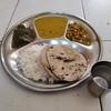 今日のお昼と北インドのカレーの話