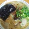 陸王   醤油ラーメン  コッテリ 味玉
