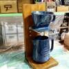 コーヒーのドリップスタンドを木材と100均の水性ニスでDIY!
