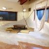ゲストハウスもここまで来たかという「箱根テント」