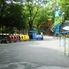 恵比寿公園通称ロケット公園 昔からある可愛い公園で、ドラマの撮影でも使われてるよ〜。