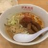 【東京餃子食堂】担々麺にはご飯を入れろ