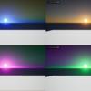 【UE4】Sky Atmosphereを使って太陽と月の表現を試す