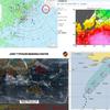 【台風情報】台風25号は温帯低気圧に変わったものの、その北東には台風26号のたまご(ハリケーンWALAKA)が存在!米軍の進路予想ではこの台風のたまごは東経180度を越えず、越境台風とはならない見込み!!