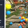 Amplify Motion モバイルでも高速に描画する「モーションブラーエフェクト」大人気アセット