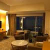 シェラトングランドホテル広島で初めてのクラブスイート体験!