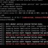 ArchLinuxARM(RPi)でDocker環境を建てる