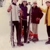 スキーの腕前