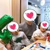 子供の4歳の誕生日