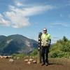 夏の箱根明神ヶ岳を歩く