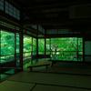 京都・八瀬 - 新緑の瑠璃光院