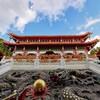 Wenwu寺も観光