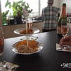 スイスの家庭料理でランチタイム!