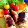 【お弁当】ジャガイモと玉ねぎの肉巻き