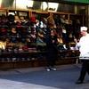 中華街的帽店