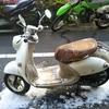 #バイク屋の日常 #ヤマハ #ビーノ #洗車 #納車