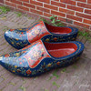 暑い日と木靴