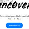 iOS13.5を脱獄する方法