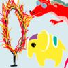 マヤ暦 K201【赤い龍】頭で考えるよりまずは行動!たくさんの出会いを引き寄せるきっかけになる★