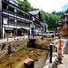 銀山温泉 山形県のノスタルジックな温泉街