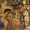 「キリストの誕生」と「ベツレヘムの星」と「グレートコンジャクション」と
