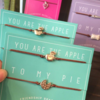 You are the apple to my pie
