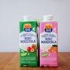イソラビオのオーガニックライスミルク+ナッツミルクの驚きの甘みと風味