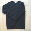セールで購入したもの 黒いセーターのアップデート