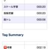 2019/08/24  4時間54分 略式日記