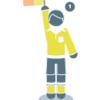 サッカーのオフサイドラインとはどの線? オフサイドトラップとは何?