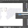 Adobe Illustratorで描いた基板部品の座標を簡単にKiCADへ移入する手順