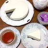 8月6日の食事記録~糖質オフのレアチーズケーキ