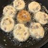 子ども食堂レシピ 「冬野菜のまん丸ドーナッツ」