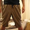 大股で歩ける涼しいパンツ GRAMICCI(グラミチ) NYLON FB SHORT