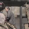 9-11/32-4  NHKテレビドラマ「北斎まんが」こまつ座の時代(アングラの帝王から新劇へ)