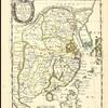 1658 フランスの Nicolas Sanson の China 図に見るチャイナの領域・レスマゴス島・日本図