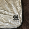 【便利なもの】「スペース暖シート プレミアム 」で寒い冬、電気代節約、省エネ。NASAが開発した素材使用。布団の間に挟んで寝ると、ポカポカ。超軽量。