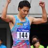 世界選手権落選の山縣亮太が10秒00で全日本実業団を連覇!