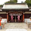 【筒井八幡神社】昔は境内に清水が湧いていたとか!舞の扇を炊き上げることでも知られる八幡神社【スポット<灘>】