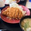 初めて【かつや】に行ってロースカツ定食を食べました〜