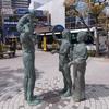 彫刻放浪:篠崎→小岩