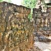 「クロル・コー(Krol Ko)」~インドのクリシュナ神のレリーフがある、ひっそりとした寺院!!