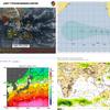 【台風情報】インド洋に(TC07B『GAJA』・TC04S・96S)と3つの台風のたまごが存在!米軍・ヨーロッパ中期予報センターの進路予想では今のところ『越境台風』とはならず、台風27号とはならない見込み!