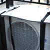 エアコンの室外機に屋根をつけたら涼しい風が!!【節電】室外機 パネル 屋根 カバー(感想&評価)