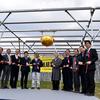 ソーラーシェアリング:匝瑳メガソーラーシェアリング落成式 - 小泉・細川・菅元総理が列席