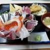 長崎に来たらぜひ:長崎魚市内「水産食堂」 A Place I Want You to Visit in Nagasaki: 'Suisan Syokudo' in the grounds of the Nagasaki fish market