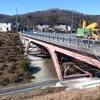 橋梁点検の作業車オペレーター